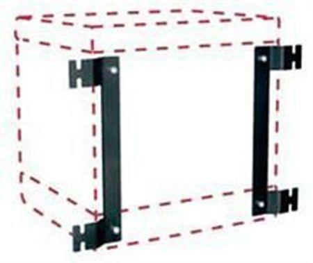 Wandhalterung für Piusi Vacubox und Cube Dieselpumpe