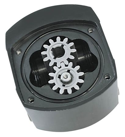 PIUSI BatteryKit Oil 24V: Zanhradpumpe Viscomat DC60/2 24V, 2m Kabel m. Batterieklemmen, Netzschalter, Sicherung, 4m Schlauch, man. Zapfventil Self 3000, Saugsieb, geeignet f. Schmieröl bis 600cSt – Bild 2