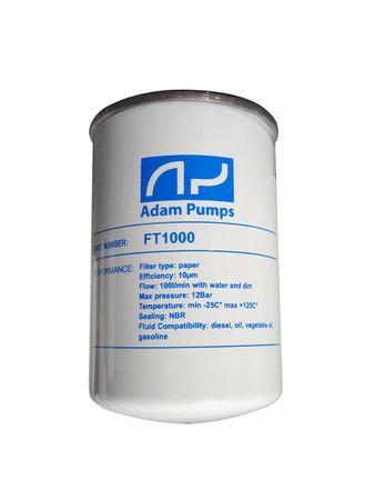 Ersatz Filterpatrone 10my max. 100 l/min,max. 12 bar