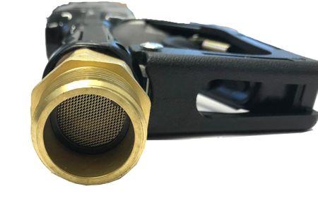 """OPW 0011-ALPI 940L - Automatische Zapfpistole für Benzin, Auslauf bleifrei, mit Drehgelenk mit Siebeinsatz, Anschlussgewinde 1"""" AG – Bild 2"""
