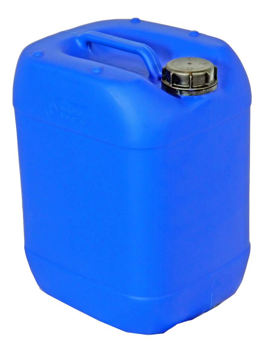 kanister 20 liter hdpe blau un zulassung stapelbar. Black Bedroom Furniture Sets. Home Design Ideas