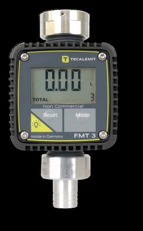 Elektronischer Durchflussmesser FMT 3 POM für Hornet W40 , inkl. Anbauteilen