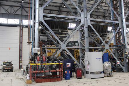 """Graco XD50 automatischer Schlauchaufroller Heavy Duty für Diesel Kraftstoff geeignet für bis zu 23m 1"""" Schlauch – Bild 7"""