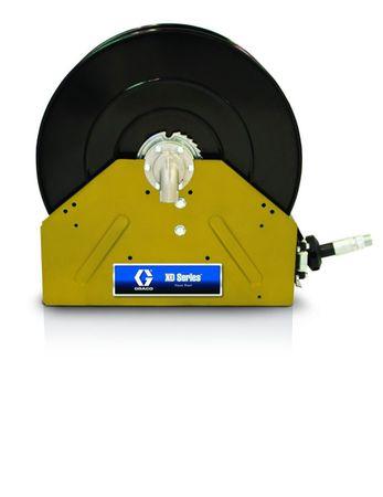 """Graco XD50 automatischer Schlauchaufroller Heavy Duty für Diesel Kraftstoff geeignet für bis zu 15m 1 1/4"""" Schlauch – Bild 6"""