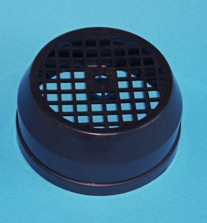Lüfterradabdeckung aus Kunststoff, für Piusi Viscomat 70+90, E120, Viscomat 230/3 + 350/2
