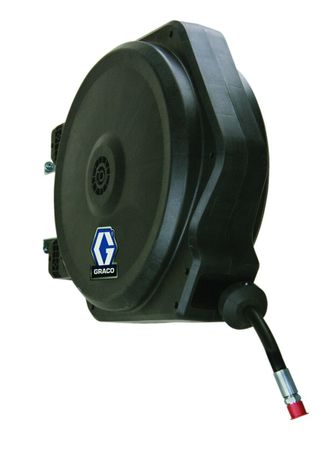 """Geschlossener Schlauchaufroller von Graco® Serie LD für Öl, Schlauchlänge 11m 1/2"""" Schlauch, ohne Zubehör  – Bild 1"""