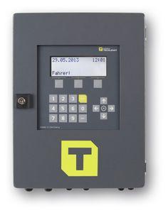 Tankautomat mit fünf Zapfpunkten für 2000 Fahrer und Fahrzeuge, mit alphanum. Display, Tastatur, Transponderleser und USB-Anschluss 001