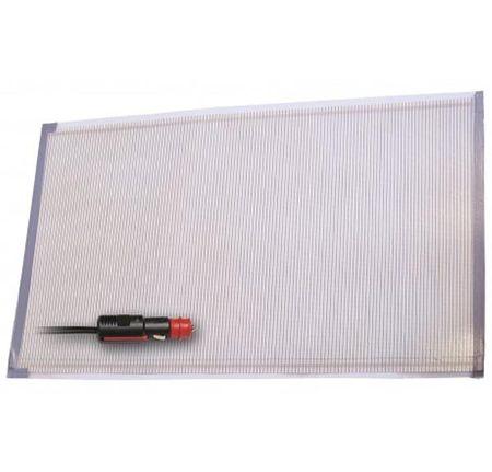 Heizgewebe 12V, ca. 80W, 50x98 cm, 2m Kabel mit Universalstecker. Geeignet zum Beiheizen mobiler AdBlue® Tanks aus HDPE oder GFK