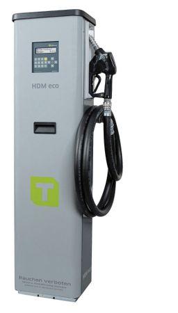 Horn Tecalemit 230V Zapfsäule HDMeco 60 mit Tankdatenerfassung für 2000 Nutzer, Förderleistung max. 50 l/min. 4m Abgabeschlauch, Automatische Zapfpistole, USB-Schnittstelle, Software – Bild 1