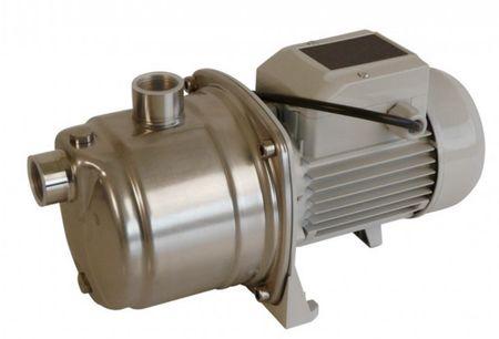 Flacojet 50K Edelstahl Kreiselpumpe, einstufig, 230V/50Hz - 370Watt, bedingt selbstansaugend, Förderdruck ca. 3-4 bar, max. 50l/min., geeignet zur Druckversorgung der Harnstoffzapfsäulen Baureihe FD-III