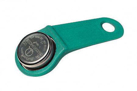 Piusi original Ersatzteil User Key green / Benutzerschlüssel - grün passend für Cube 70 MC50 + Self Service MC bis BJ. 2009