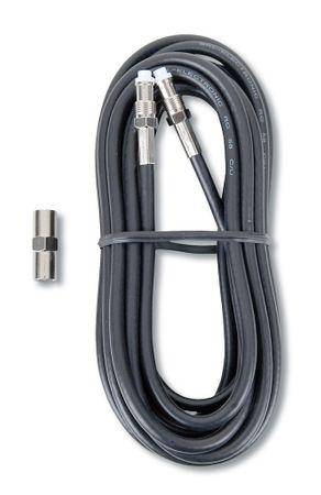 4,0m Verlängerung Antennenkabel für Horn Tecalemit Externe Antenne mit Magnetfuß