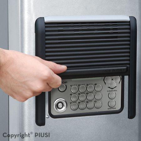 Piusi Self Service 70 MC F 230V max. 70l/min., Tankautomat für 80 Nutzer, mit Pin Code oder Magnetschlüssel, inkl. 4m Zapfschlauch, autom. Zapfpistole, Filter mit Wasserseparator – Bild 2