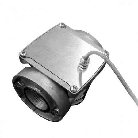 """G-Flow Dieselzähler Ölzähler Ovalradzählwerk mit Impulsgeber, 10-120 l/min, ±0,5% Genauigkeit (nicht eichfähig), Anschlüsse: 1"""" BSP IG – Bild 1"""
