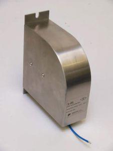 Erdungsrolle aus Edelstahl, zur Ableitung elektrostatischer Aufladung, mit 7m Kabel 001