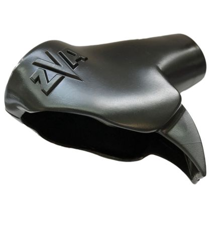 Schutzüberzug schwarz - Isolator - für automatische Zapfpistole Elaflex ZVA 25 - Original Ersatzteil – Bild 1