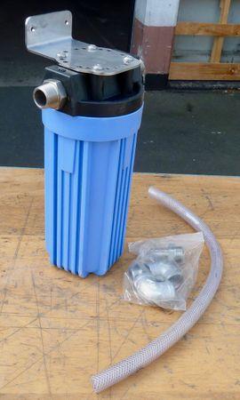 Original Ersatzteil für FLACO AdBlue® Zapfsäule FD-II: Filter kpl. groß, inkl. Halter und Filterelement  – Bild 2