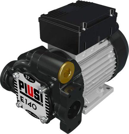 """PIUSI E140 High Flow Dieselpumpe max.140l/min, 250V 50Hz, 4,5A, 2bar, Anschlüsse 11/4"""", Hochleistungs-Dieselpumpe zum schnellen Befüllen von LKW und Nutzfahrzeugen – Bild 2"""