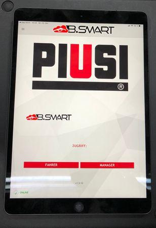 Piusi Cube 90 B.Smart mit 10 Anwendercodes Dieselpumpe mit Tankdatenerfassung über Ihr Smart Phone  automatisches Zapfventil 4m Zapfschlauch Leistung 70 l/m – Bild 3