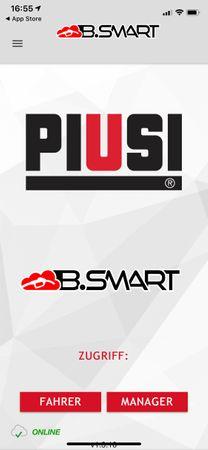 Piusi Cube 90 B.Smart mit 10 Anwendercodes Dieselpumpe mit Tankdatenerfassung über Ihr Smart Phone  automatisches Zapfventil 4m Zapfschlauch Leistung 70 l/m – Bild 5