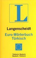 Türkisch-Deutsch Euro-Wörterbuch / Langenscheidt