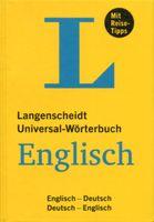 Englisch-Deutsch Universal-Wörterbuch / Langenscheidt