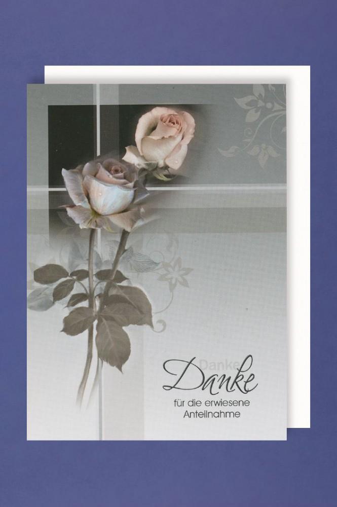 Musterbriefe Danksagung : Karten trauer