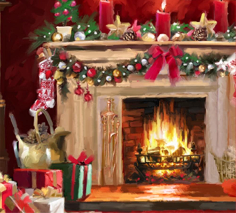 pop up 3d weihnachten karte popshot kamin zauber 13x13 cm. Black Bedroom Furniture Sets. Home Design Ideas