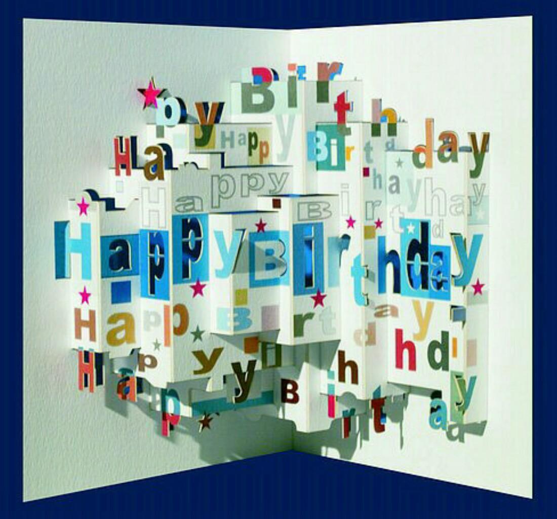 Geburtstagswünsche Karte Geburtstag.Pop Up 3d Karte Geburtstagskarte Geburtstag Gutschein Wunschschloss 16x11cm 1 2 3 Geburtstag