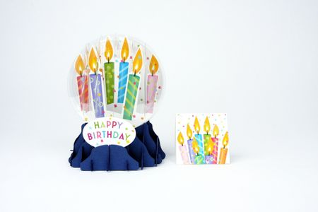 EG010 Birthday Candles