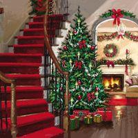 TR175S Mini Musterkarte Holiday Door 7,6x7,6cm