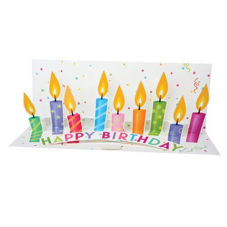 A231AUD Birthday Candles (with sound)