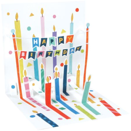 1025 Birthday Candles