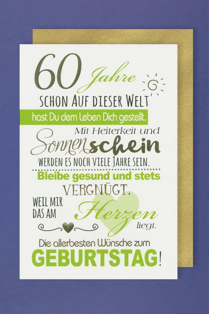 Karte 60 Geburtstag.Karte 60 Geburtstag Geburtstag Mystiekevrouwen