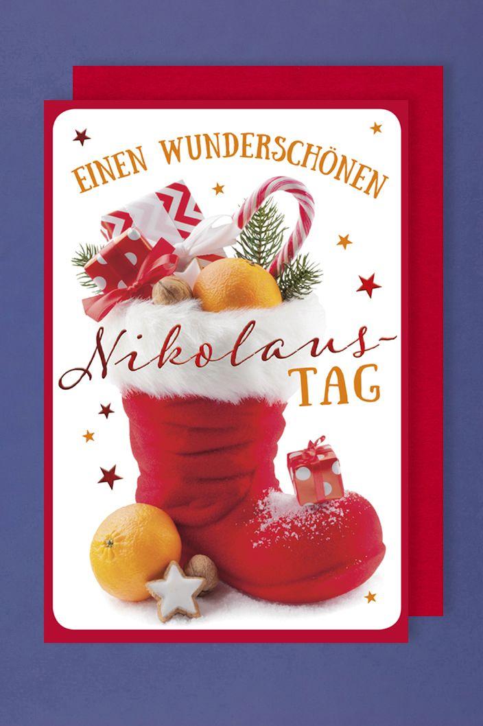 Nikolaus Geburtstag