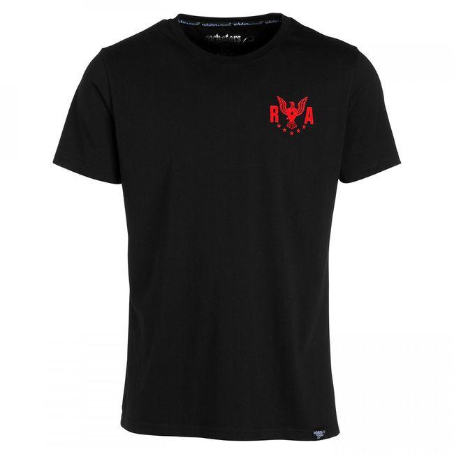 Rockstars & Angels RuA Logo T-Shirt Black Herren MEN
