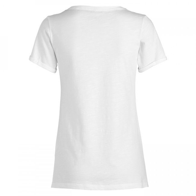 Rockstars & Angels California Hippie Women T-Shirt White