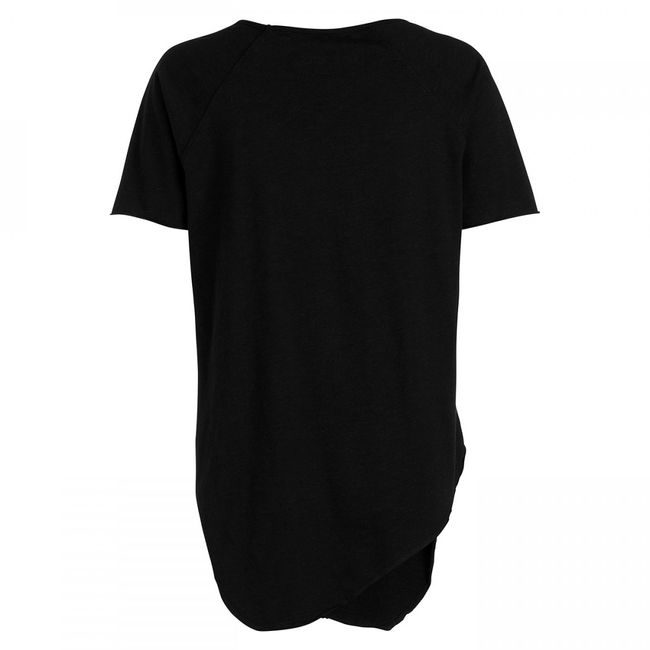 Rockstars & Angels Hollywood Teddy Women T-Shirt Black