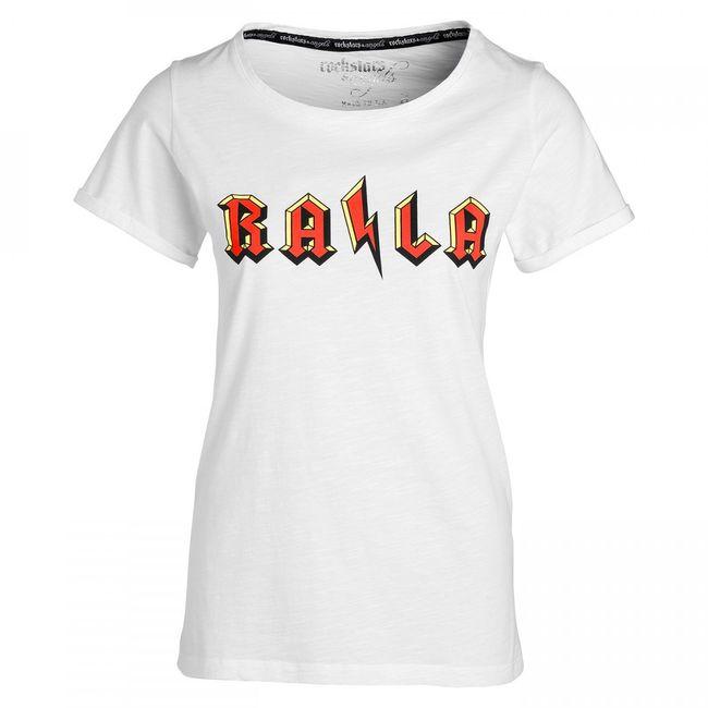 Rockstars & Angels RA/LA Women T-Shirt Black