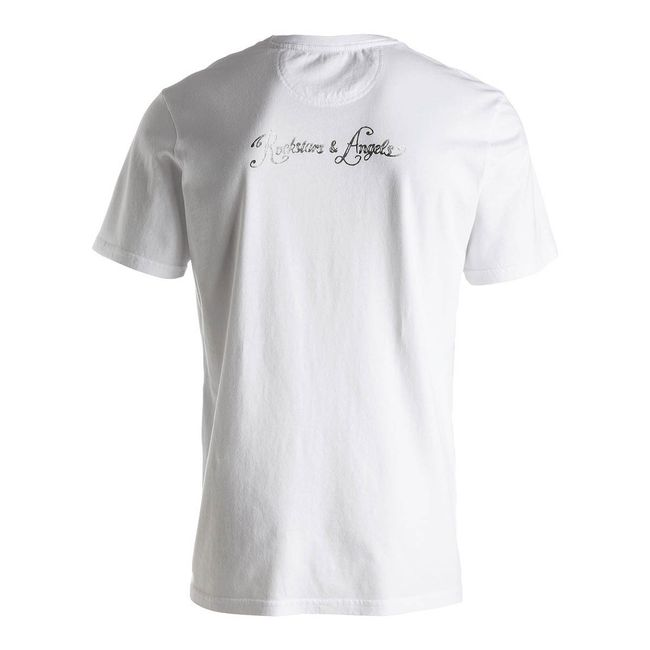 Rockstars & Angels Fuck Nick 2 T-Shirt weiß Herren