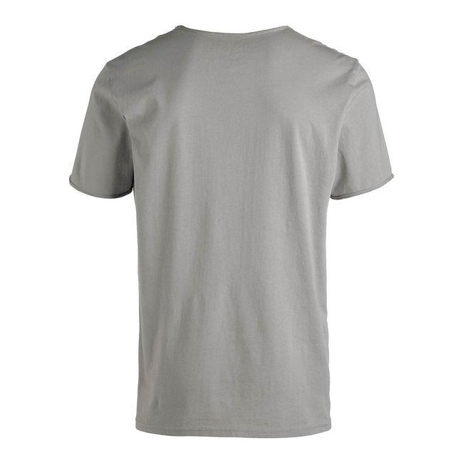 Rockstars & Angels Rock Cut Wings T-Shirt grey Men