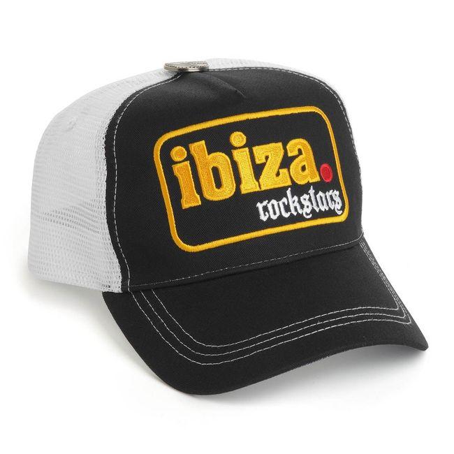 Rockstars & Angels Unisex Cap Ibiza Rockstars gold schwarz