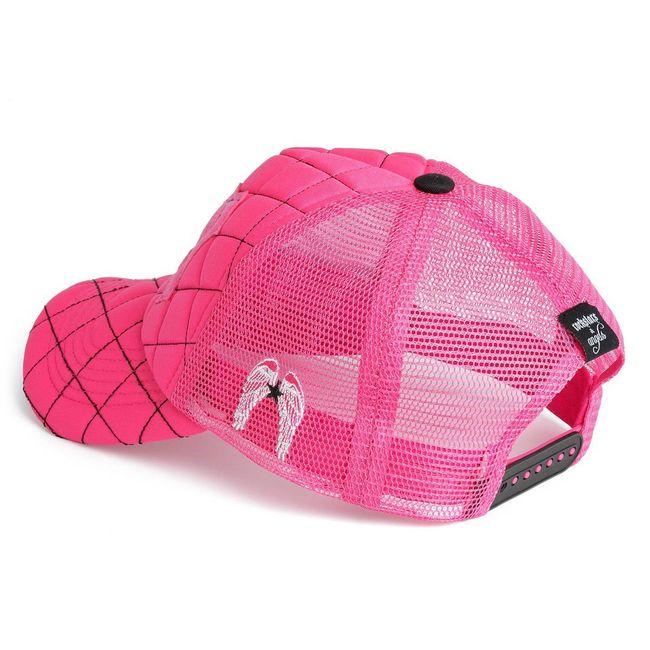 Rockstars & Angels Unisex Cap R&A pink