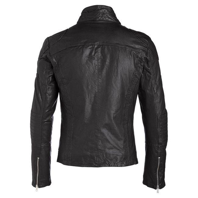 Rockstars & Angels Men Leather-Jacket Rock On