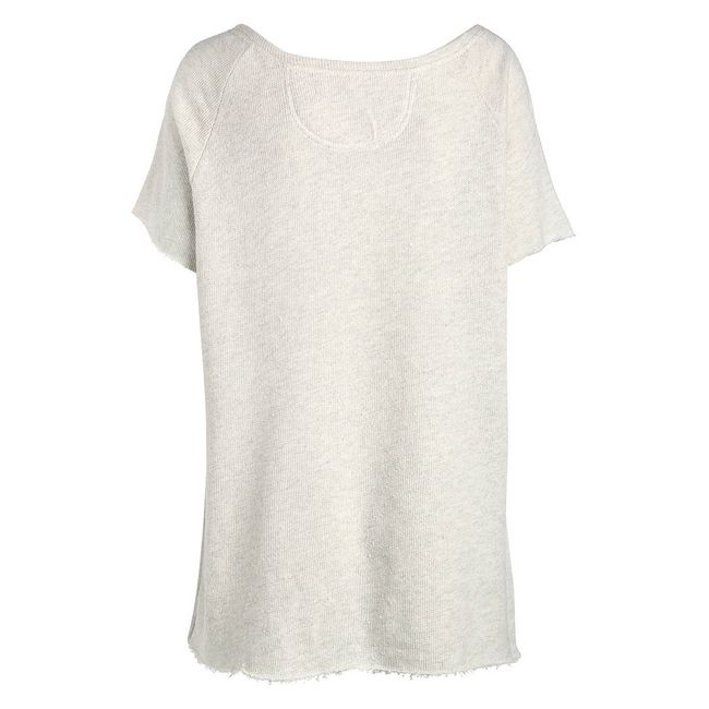 Rockstars & Angels Women T-Shirt Hollywood Teddy beige