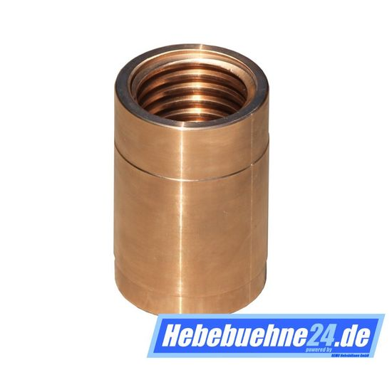 Lifting nut for Romeico Beissbarth R237