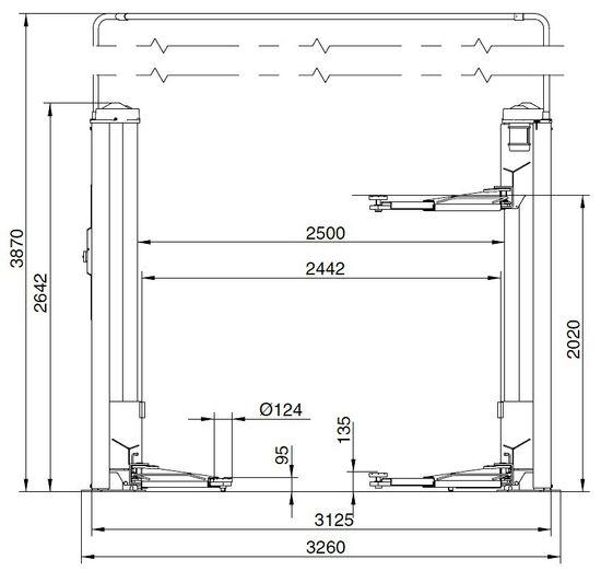 Ravaglioli KPX 337 WK, Platin-Edition mit 3,2t Tragkraft – Bild 5