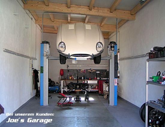 Ravaglioli KPX 337 LWR, 3,2t, 2-Säulen-Hebebühne für Sportwagen – Bild 9