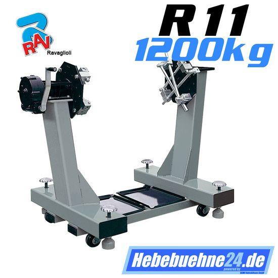 Motorständer 1200kg Ravaglioli R11 – Bild 1