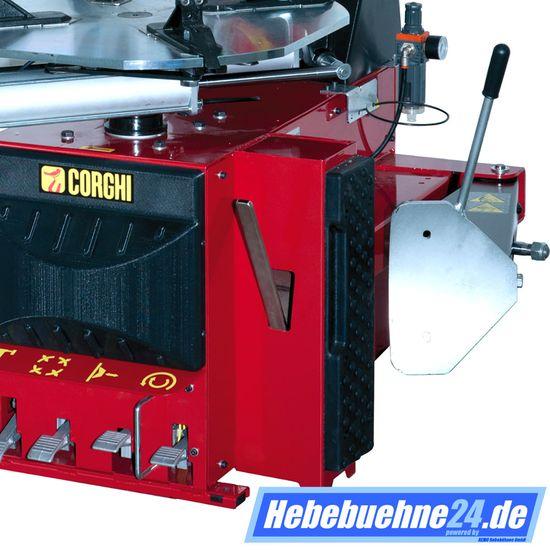 """Corghi A222 Reifenmontiermaschine bis 22"""" – Bild 5"""